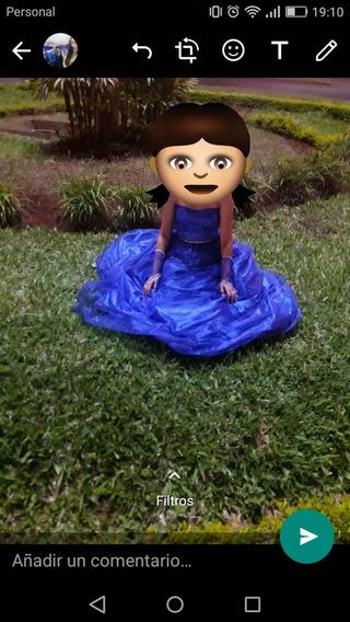 Vestido De 15 Años , Echo En Brasil