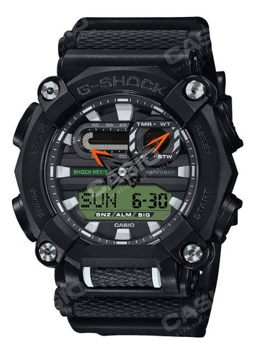 Reloj Casio G-shock Youth Ga-900e-1a3