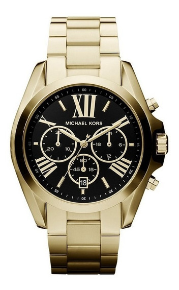 Relógio Michael Kors Feminino Cronógrafo Mk5739/4pn