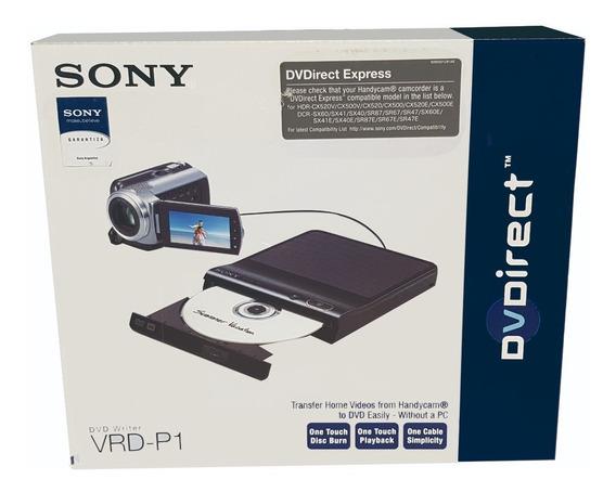 Sony Grabadora De Dvd Portatil 21-409