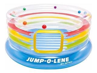 Juguete Inflable Pelotero Intex Jump (48264np)