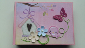 Álbum Scrapbook Sweet Baby