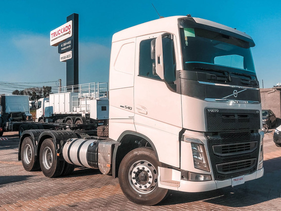Volvo Fh 540 6x4 I Shift 2017/17 Bug Pesado = Fmx 500 460