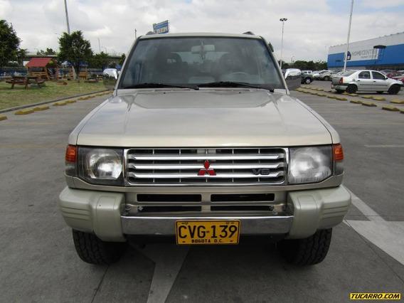 Mitsubishi Montero 4x4