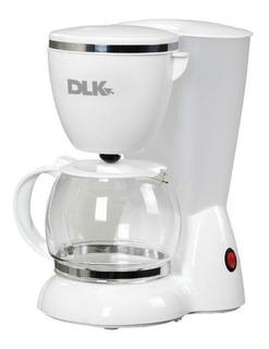 Cafetera De Filtro Dlk 1,2 Litros 12 Tazas 800w Dale Click