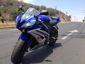 Yamaha R6 2016