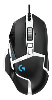 Mouse Logitech G502 Hero Gaming Usb Black