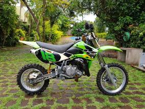 Kawasaki Kx 65 Ano 2001 Mod 2002