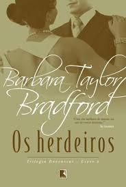 Livro Os Herdeiros - Trilogia Ravens Barbara Taylor Bra