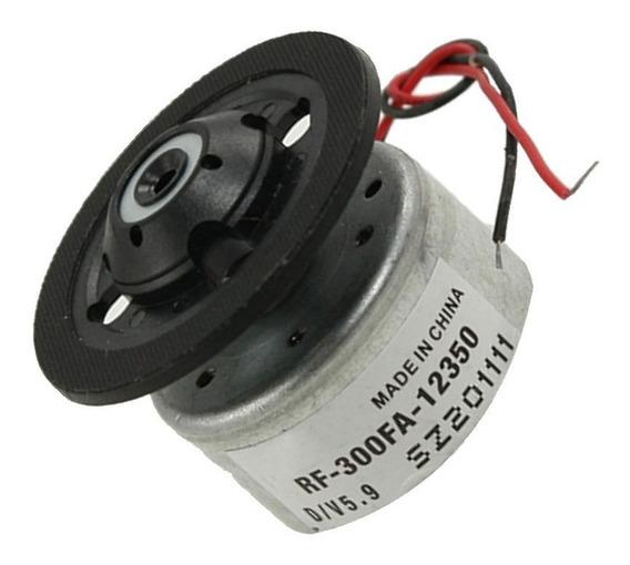 Motor Dvd Rf-300f-12350 D/v5.9 Motor Dvd 5.9vcc