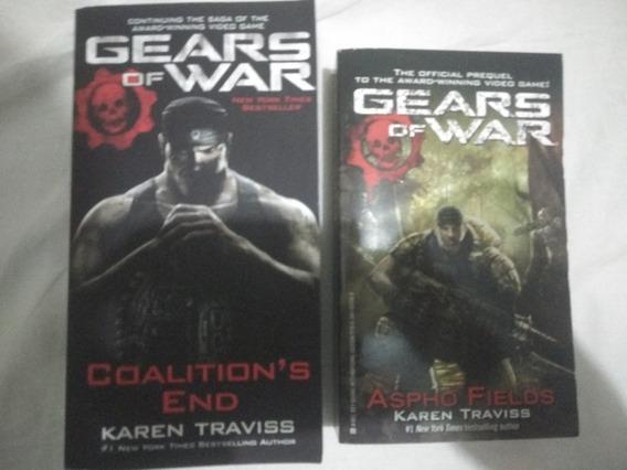 Livros Gears Of War