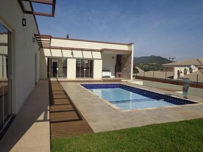 Bela Casa Totalmente Térrea À Venda, R$ 950 Mil - Atibaia Sp - Ca1884