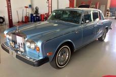 Rolls Royce Silver Shadow Placa Preta