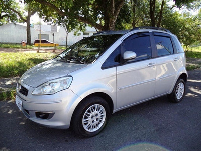 Fiat Idea 1.4 Attractive Flex 5p