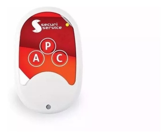 Controle Remoto Ss100 Gcp P/ Central Cerca Elétrica E Alarme