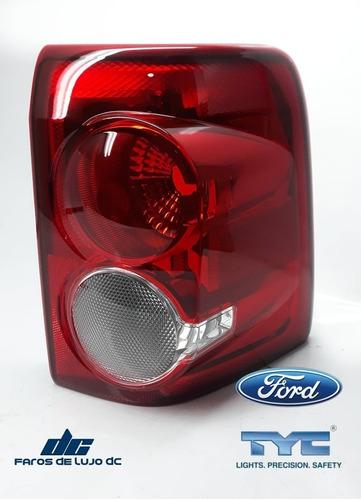 Faro Posterior Ford Ecosport 2008 - 2012 Depo