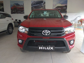 Toyota Hilux 4x4 Dc Limited 2.8 Di 6 At