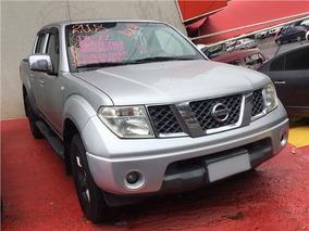 Nissan Frontier 2.5 Sel 4x4 Cd Turbo Eletronic Diesel 4p Aut