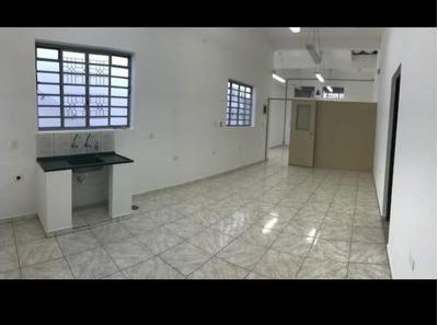 Salão Para Alugar Por R$ 2.500/mês - Jardim Veloso - Osasco/sp - Sl0020