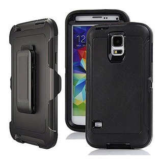 Galaxy S5 Case Belt Clipharsel Heavy Duty Defense A Prueba D