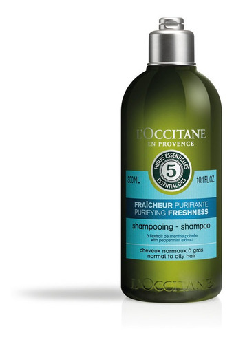 Imagen 1 de 2 de Shampoo Purificante Aromacologia - L'occitane