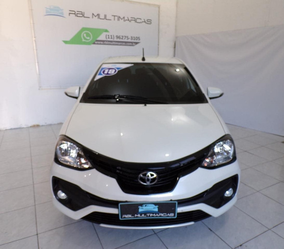 Toyota Etios 1.5 Xls Sedan Flex Autom.2018/2018