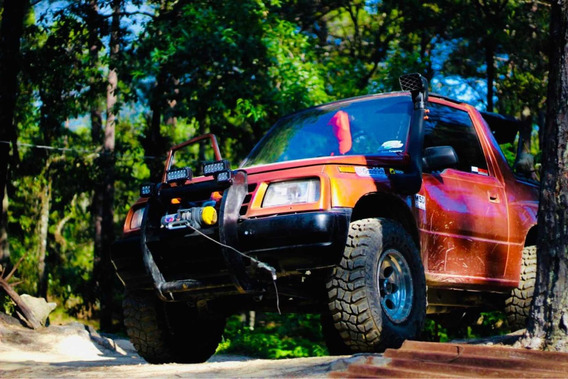 Chevrolet Tracker Geo Mt 1998