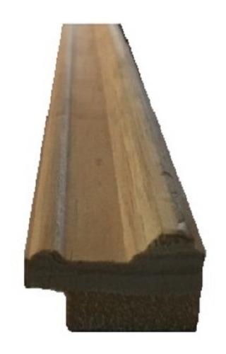 Moldura De Cuadro 3,05mtsx30x20mm (q520 Pc)