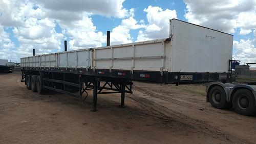 Randon Porta Container Carga Seca - 2842