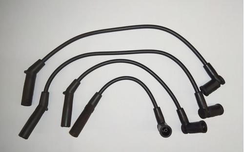 Imagen 1 de 1 de Cables Para Bujías EPDM Ford Ka 2001-2004 1.6 Lts