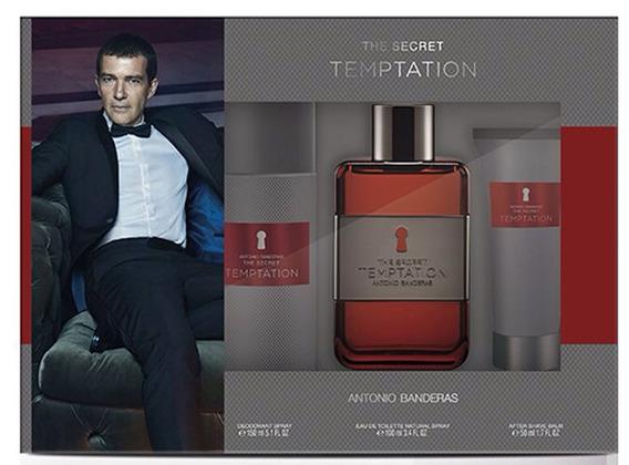 Antonio Banderas The Secret Temptation Kit