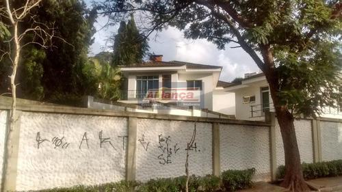 Casa Residencial À Venda, Vila Rosália, Guarulhos - Ca0557. - Ai3858