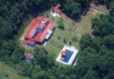 Sítio Rural À Venda, Jardim Santo Antônio, Atibaia - Si0127. - Si0127