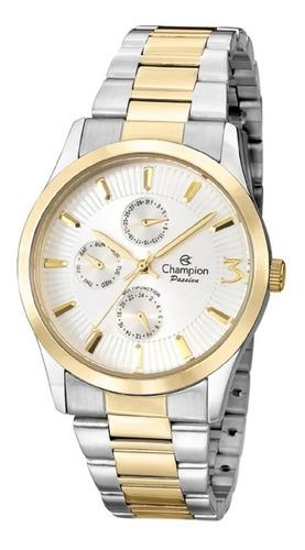 Relógio Champion Feminino Passion Misto Ch38244b