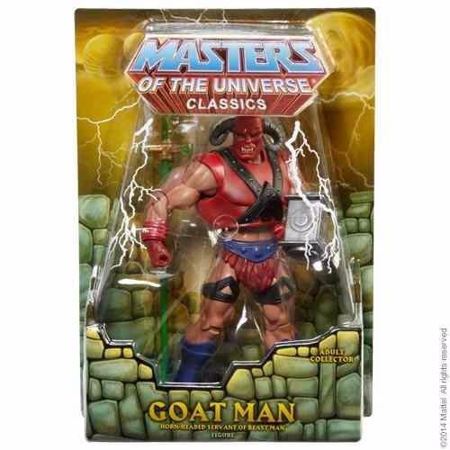 Motuc - Masters Of The Universe Classics Goat Man !