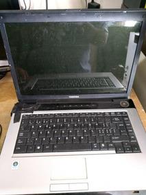 Notebook Toshiba - Modelo Satellite A200-15x (ret. De Peças)