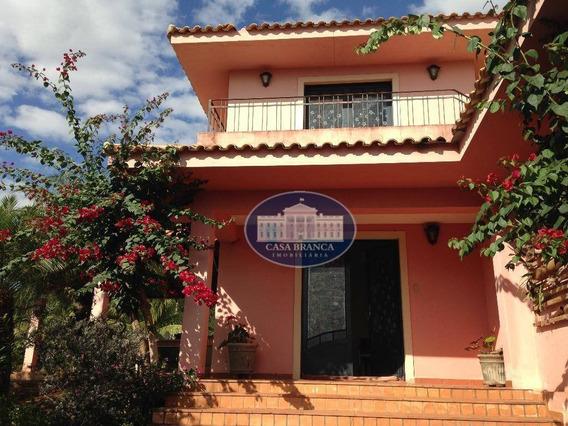Rancho Residencial À Venda, Chácaras Paraíso, Araçatuba. - Ra0027