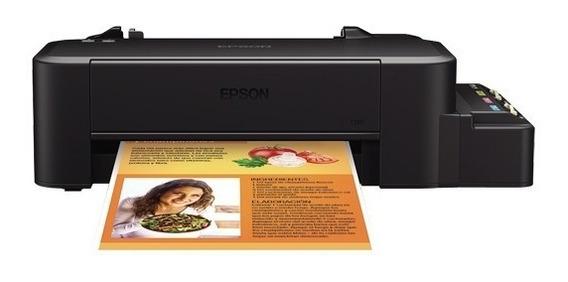 Impresora Epson L120 Sist. T Cont. Original Promo!!!ene