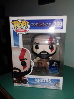 Figura Funko Pop! # 269 God Of War Kratos