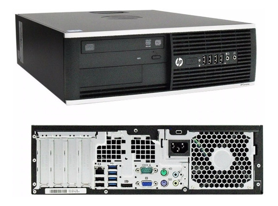 Hp Compaq Elite 8300 Sff (i5-3470 4gb 500gb Dvdrw 10 Usb)