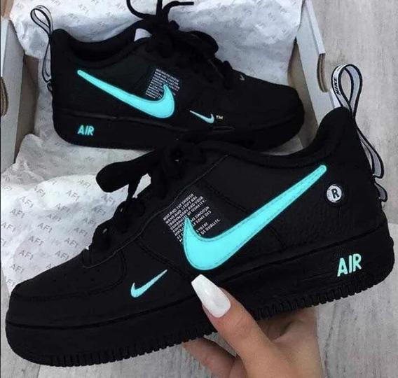 Nike Air Force Original En Stock Cuotas Hombre Unisex