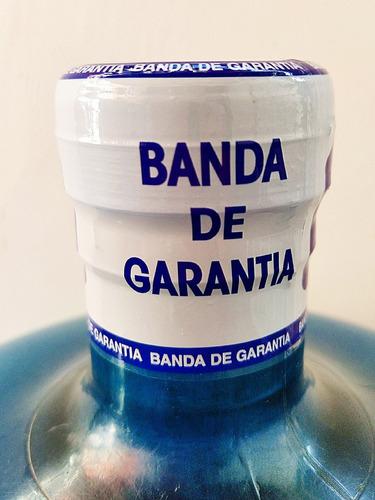 Precintos Termoencogibles Para Botellones De Agua Potable