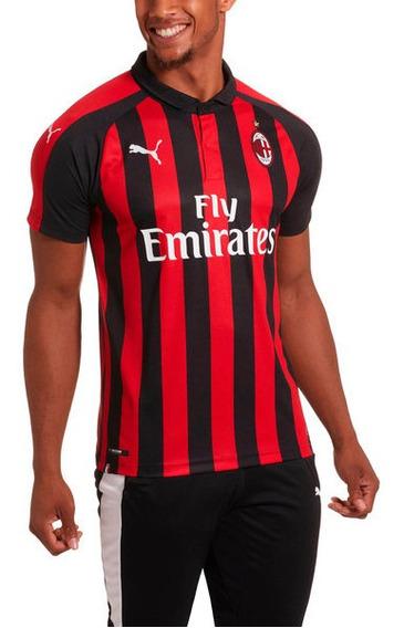 Camiseta Puma Ac Milan Home Shirt