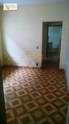 Casa Com 5 Dormitórios À Venda, 220 M² Por R$ 500.000,00 - Vila Zanardi - Guarulhos/sp - Ca0132