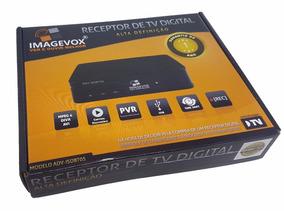 Conversor Digital Terrestre Imagevox Adv-isdbt05