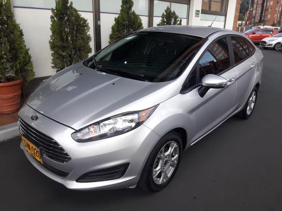 Ford Fiesta Se Financio!