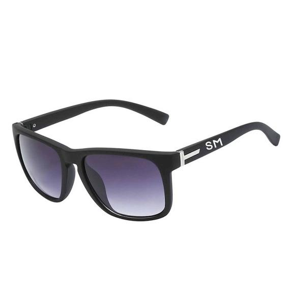 Óculos De Sol Masculino Sandro Moscoloni Aaron Preto