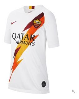 Camisa Roma Branca 19-2020 Nova Pronta Entrega