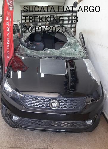 Sucata Fiat Argo  Trekking 1.3 2019/2020