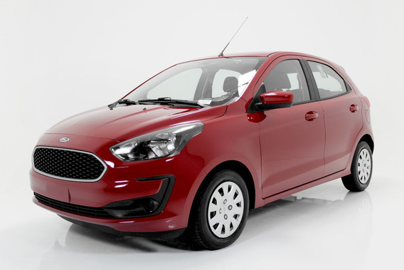 Ford Ka 1.0 Ti-vct Flex Se Carro Para Uber Manual